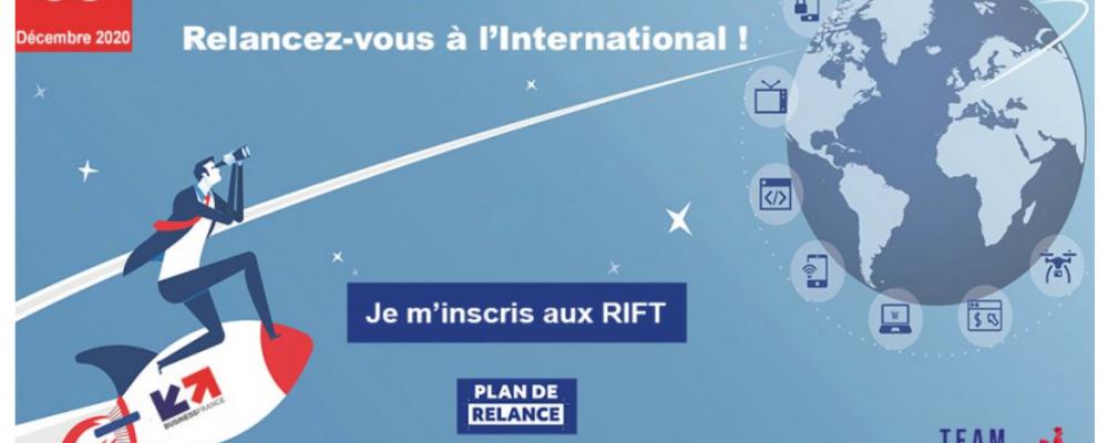 [EN LIGNE] Les Rencontres Internationales de la French Tech 2020 : Relancez-vous à l'International !