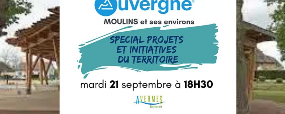 [SUR PLACE] Upheros Moulins et environs Septembre 2021