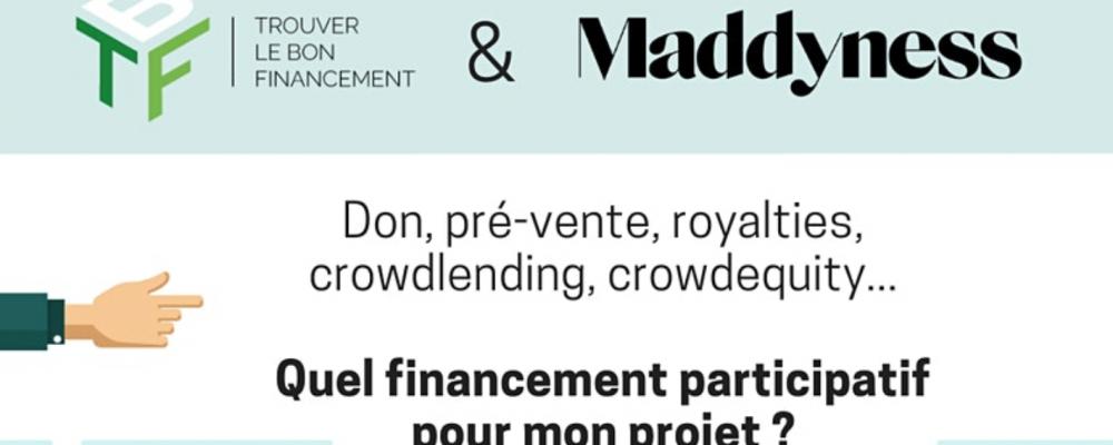 [EN LIGNE] Webinar «Intégrer le crowdfunding à mon plan de financement, même en B2B !»