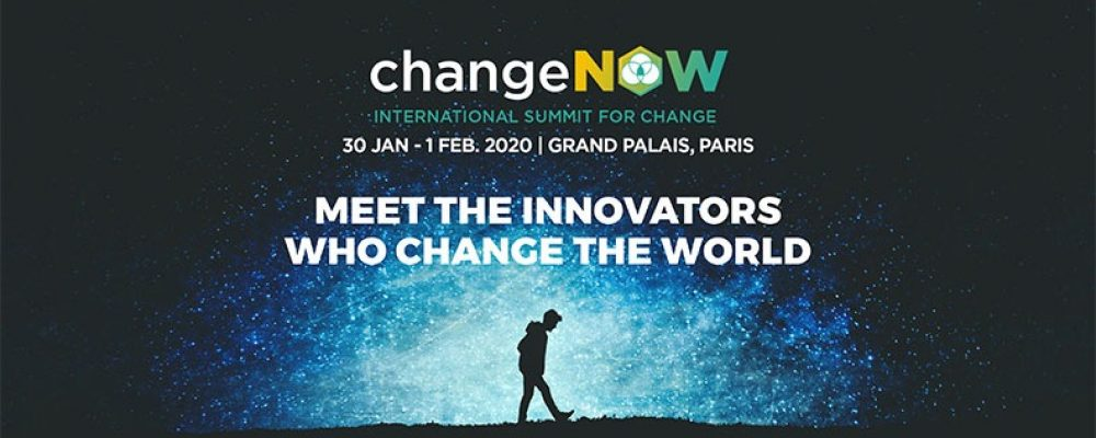 ChangeNOW 2020 – International summit for change