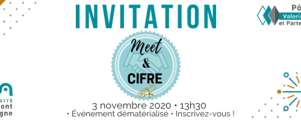 «Meet & CIFRE»