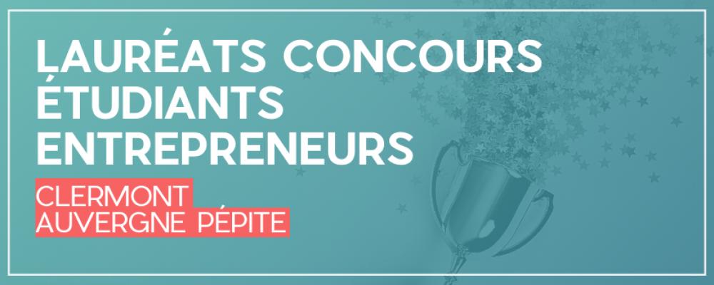 Remise des Prix Entrepreneuriat Étudiants – Clermont Auvergne Pépite