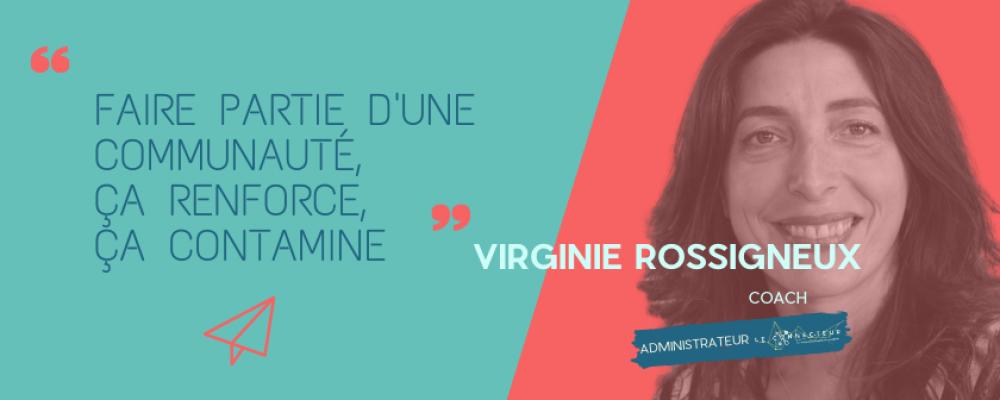 Virginie Rossigneux. Favoriser la controverse.