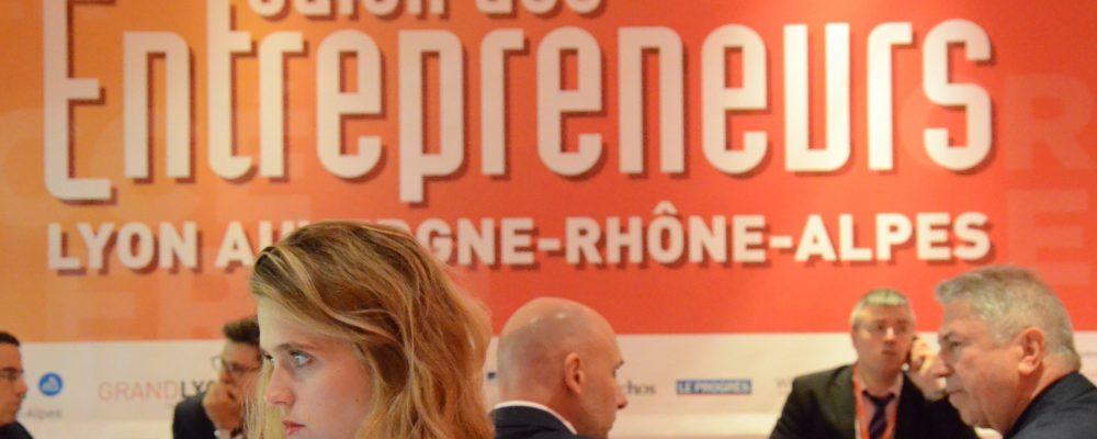 Retour sur le Salon des Entrepreneurs de Lyon – 13 / 14 juin 2018