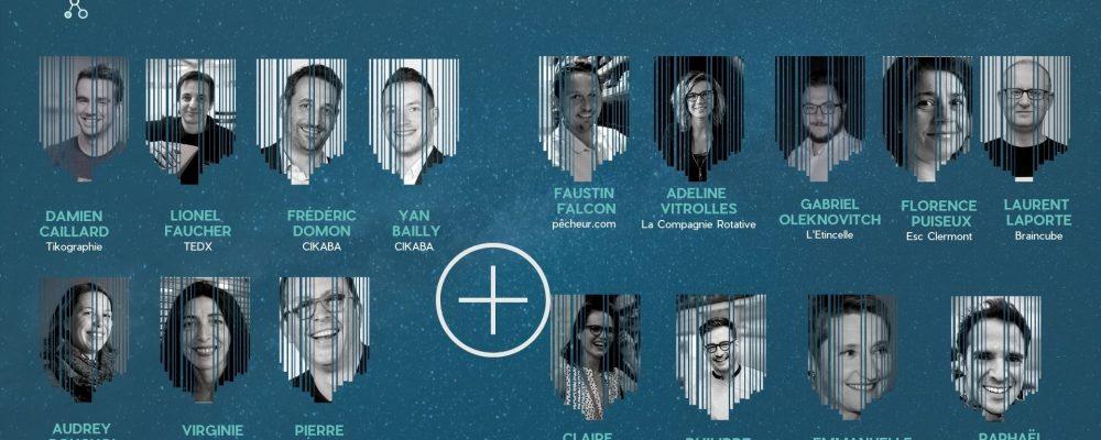 Découvrez les 14 nouveaux membres du Conseil d'Administration du Connecteur