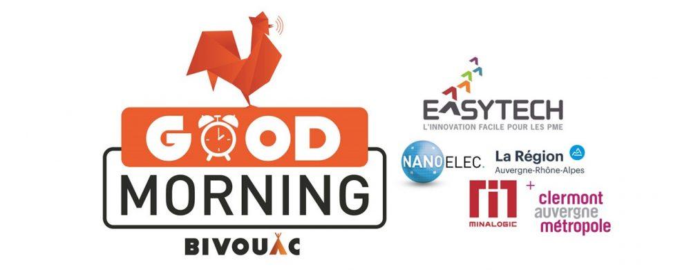 Good Morning Easytech by Minalogic