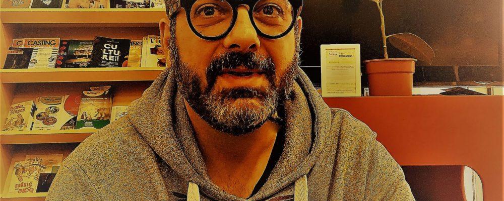 #Portrait. Didier Comte : en transition