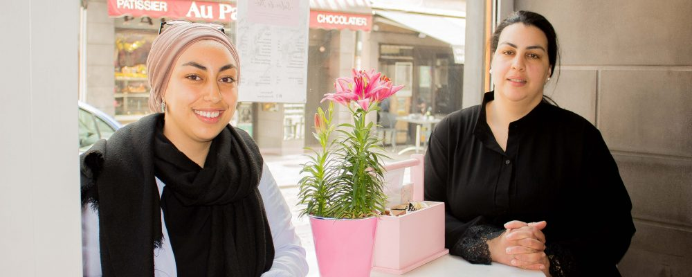 Entretien / Sabrina et Nadia Rabhane, Oh my cake !