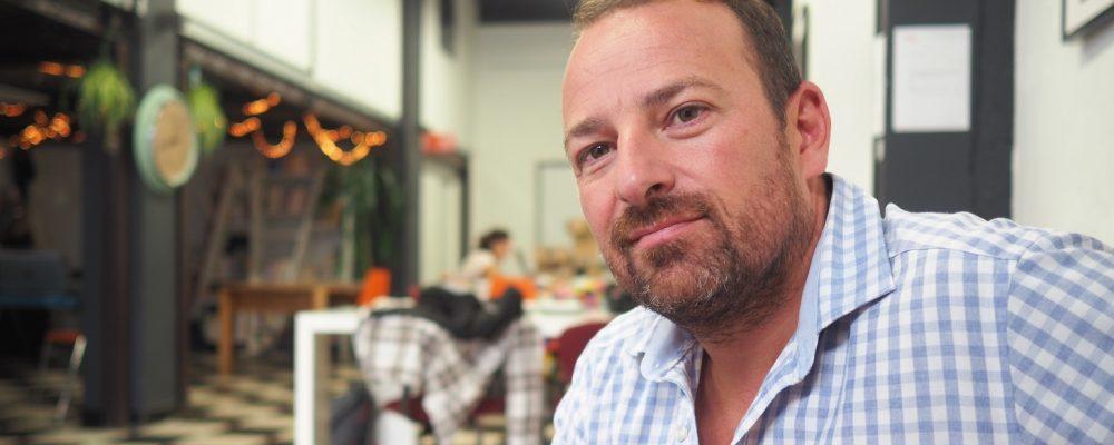 Entretien / Fabien Marlin, ouvertement innovant