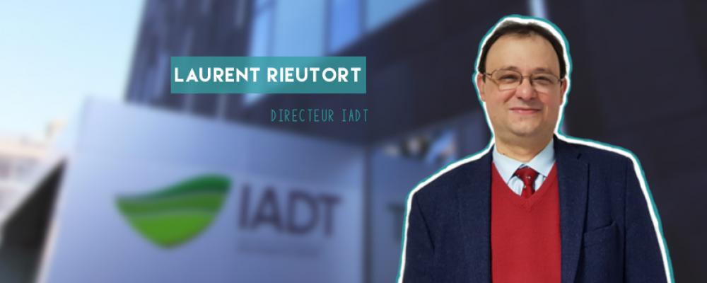 Laurent Rieutort, nouvelles collaborations pour territoires résilients