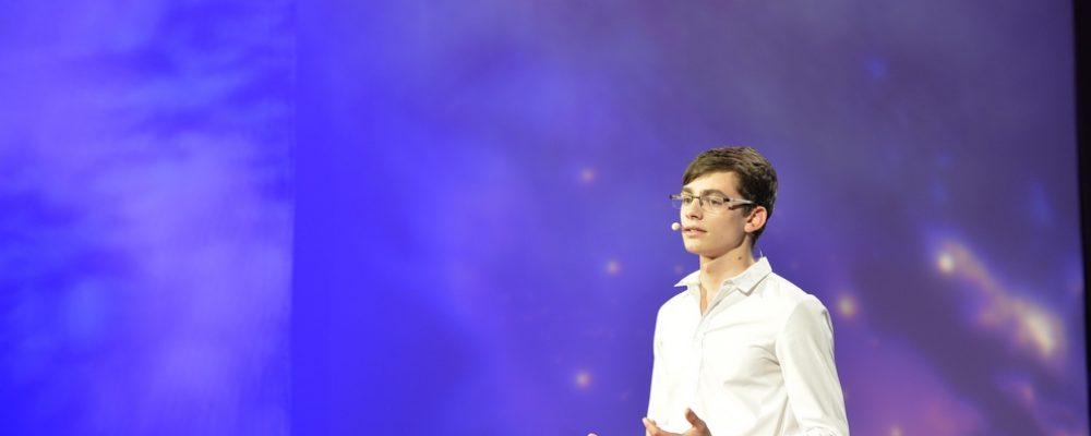 """Une vie après un """"talk"""" TEDx / Joshua Henry"""