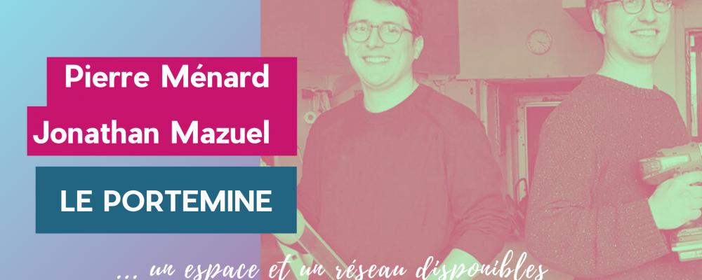 Entretien / Jonathan Mazuel et Pierre Ménard, designeurs de pointe