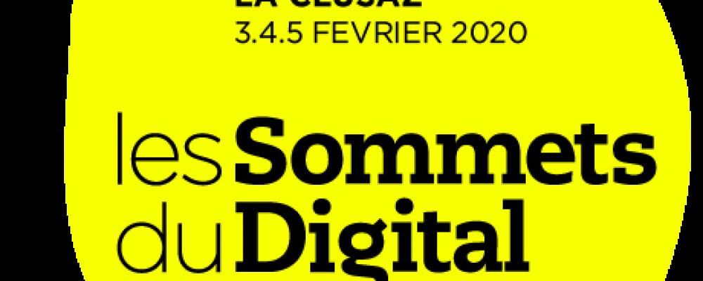 Les sommets du Digital 2020: 5ème édition