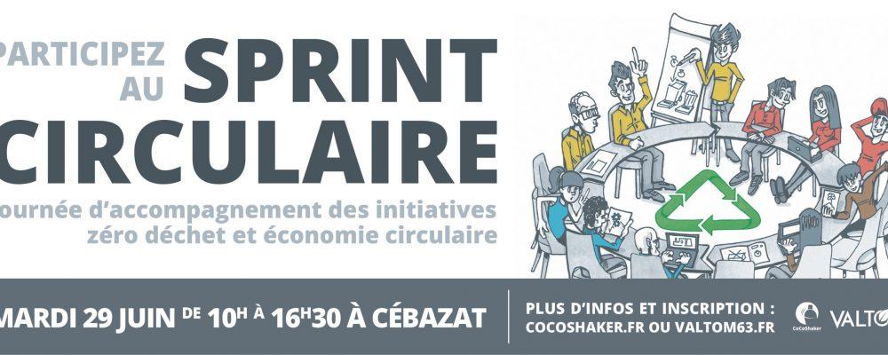 [PRÉSENTIEL] Sprint circulaire 3ème édition «Entrepreneuriat et économie circulaire»