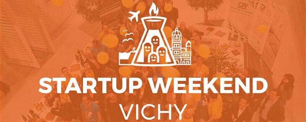 Techstars Startup Weekend Vichy