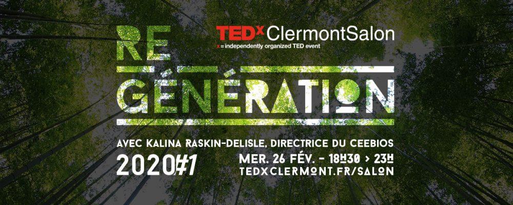TEDxClermontSalon 2020#1 : Biomimétisme et Bio-Inspiration