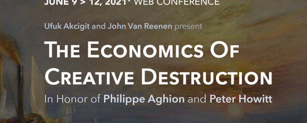 [EN LIGNE] The Economics of Creative Destruction