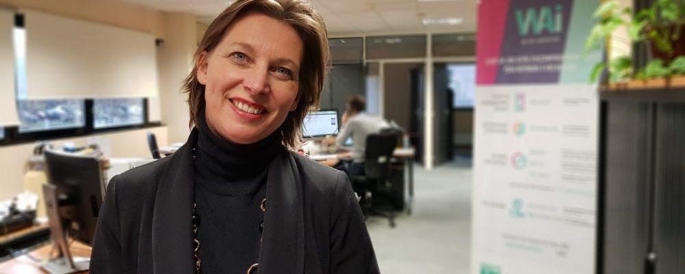Entretien / Nathalie de Peufeilhoux et le sens de l'innovation