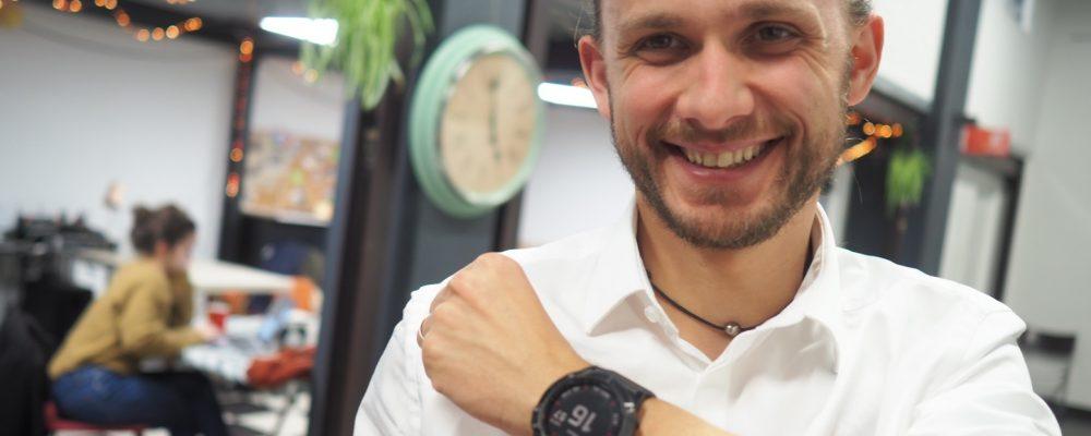 Entretien / Ghislain Paladini, coureur de fond en innovation