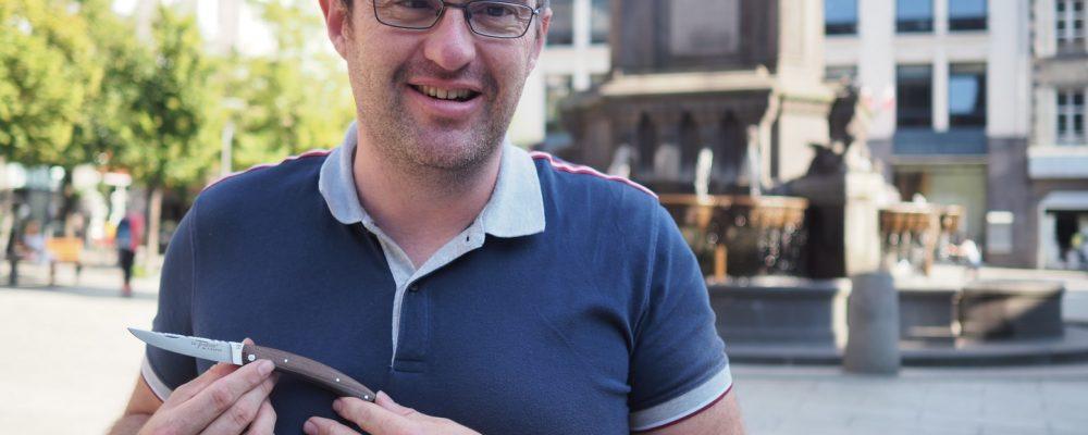 Entretien / Emmanuel Ranc, positive attitude