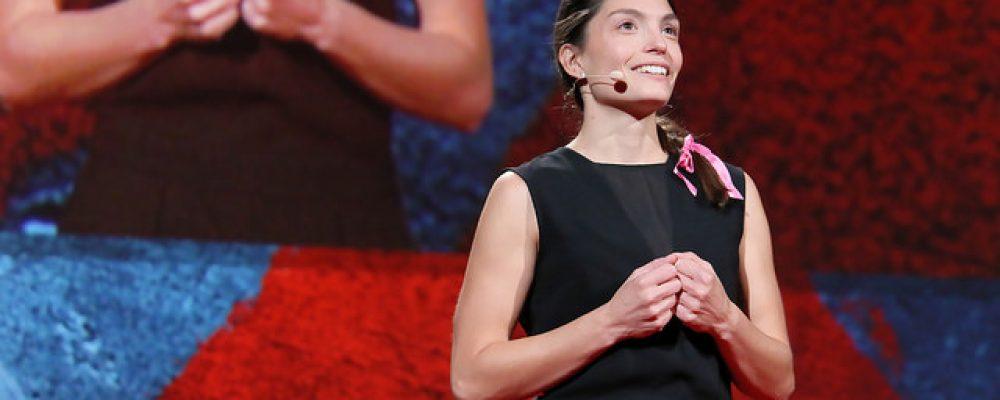 """Une vie après un """"talk"""" TEDx / Lucie Poulet"""
