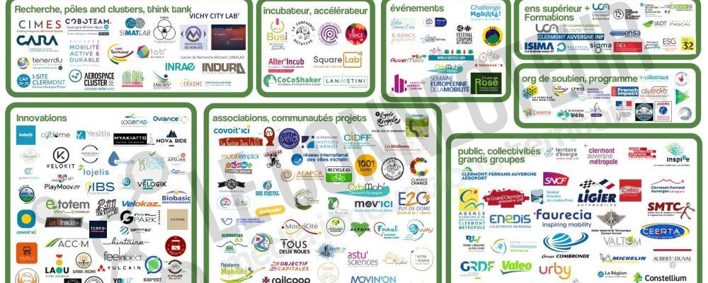 Cartographie des mobilités en Auvergne. Impact, Twin transition et mobilisation citoyenne : les enjeux majeurs de la mobilité durable