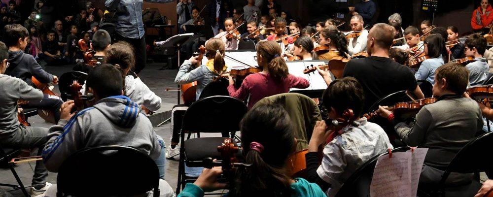 Reportage / La musique pas si classique de l'Orchestre national d'Auvergne