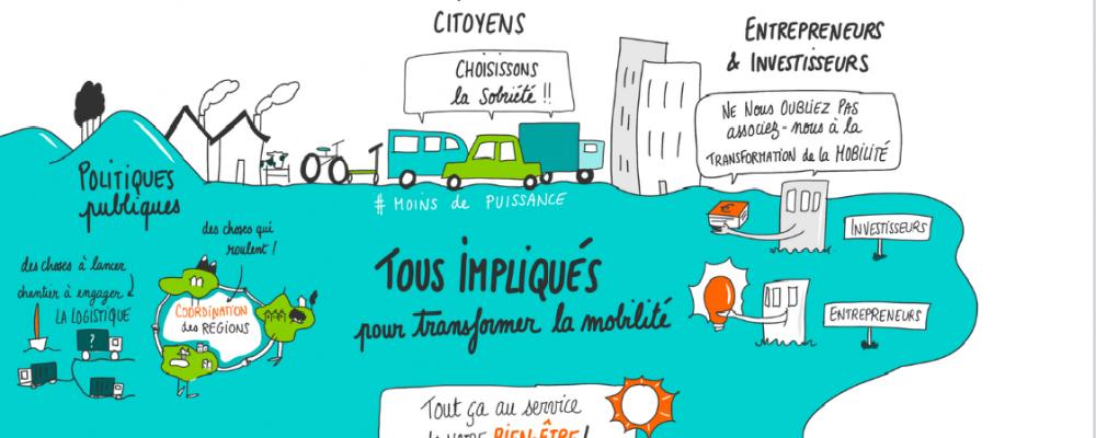 [REPLAY] Transformer la mobilité Décideurs économiques, politiques, citoyens : tous impliqués !
