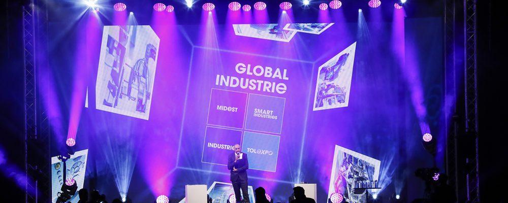 A Lyon, le salon Global Industrie vitrine des filières industrielles françaises … et régionales.