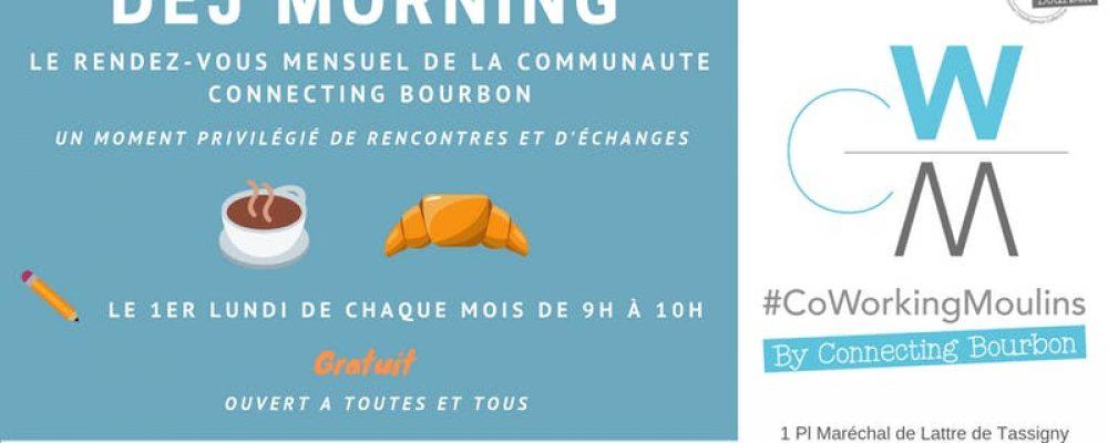 Déj'Morning – Connecting Bourbon