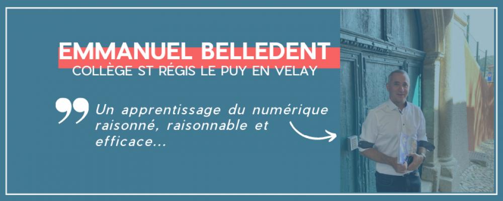 """Collège St Régis (43) """"Un usage du numérique raisonné, raisonnable et efficace»"""