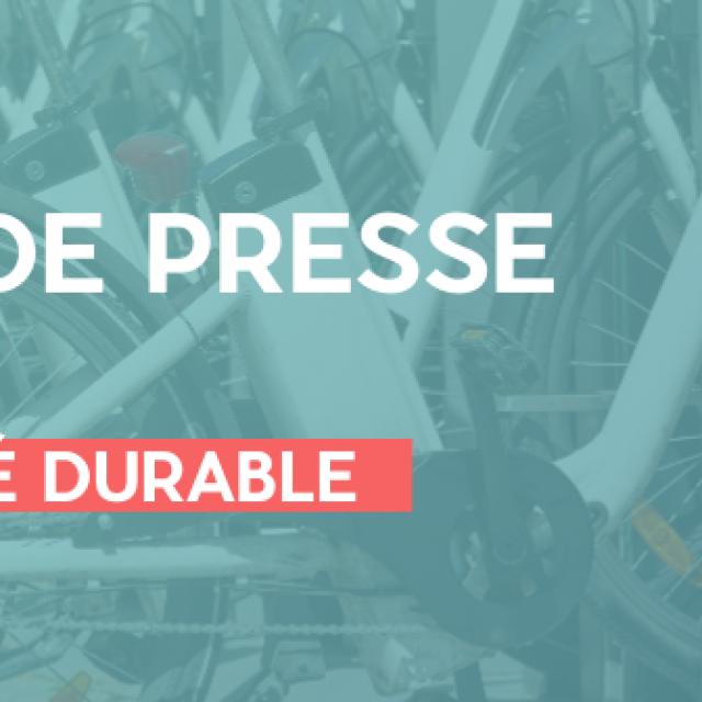 Mobilité durable : la revue de presse.