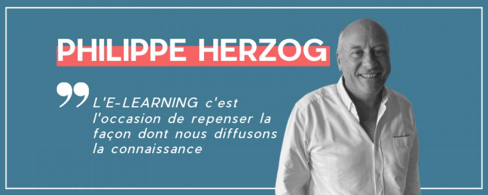 Philippe Herzog, il est temps de proposer des concepts pédagogiques innovants