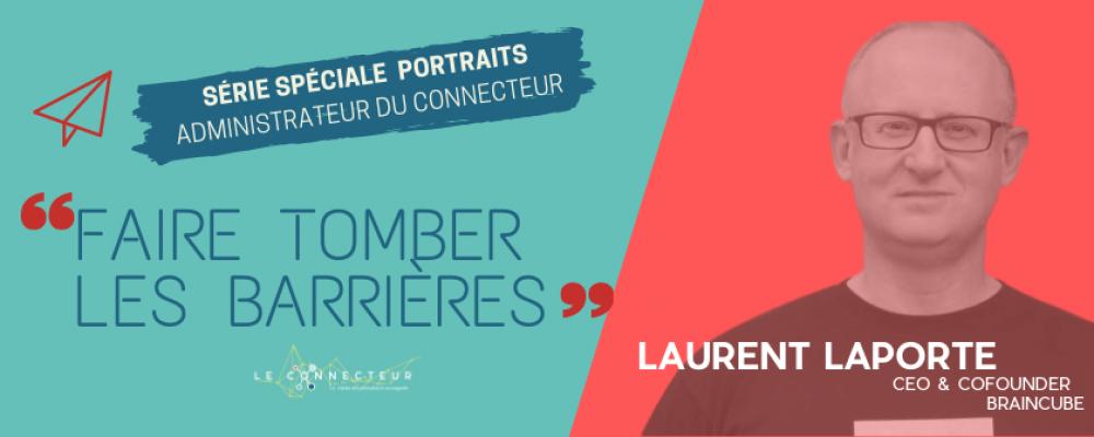 Laurent Laporte – Braincube, le territoire, un écosystème à l'équilibre fragile.