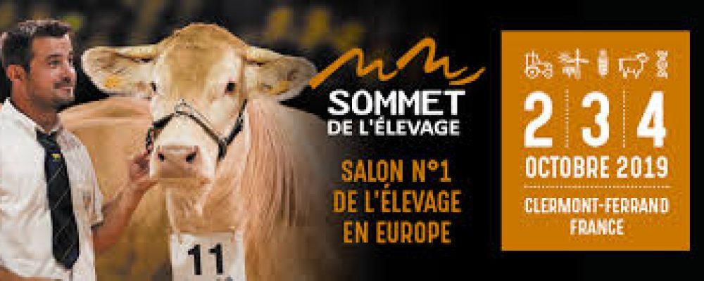 [EN DIRECT] Sommet de l'Elevage 2019 – Clermont-Ferrand