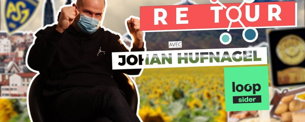 Retour en terres auvergnates. #1 Johan Hufnagel, cofondateur de Loopsider