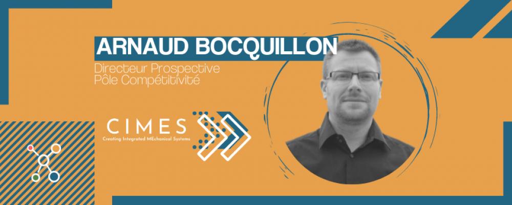 Arnaud Bocquillon: «L'Europe entre dans l'ère du Green Manufacturing»