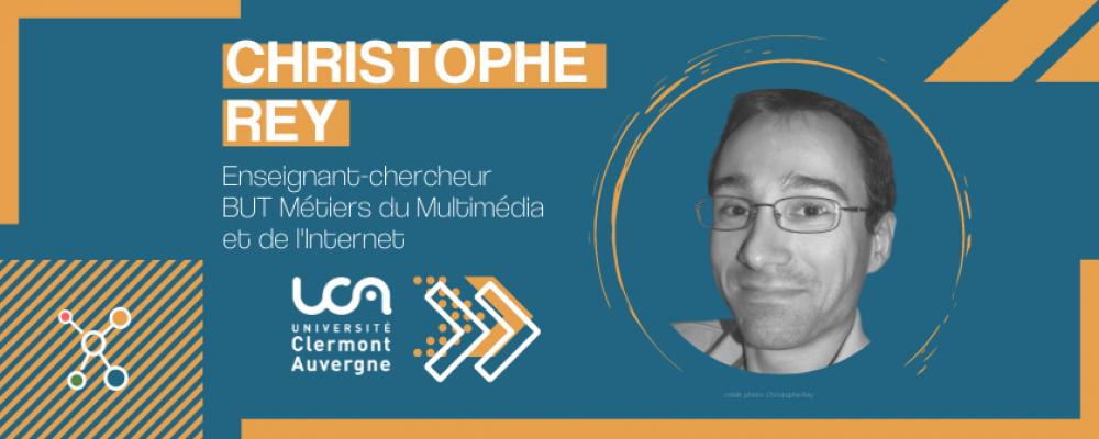 Christophe Rey «un nouveau parcours Game Developer à Vichy»