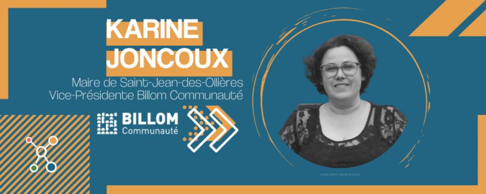 Karine Joncoux «pour redonner confiance dans la politique, il faut que les voix s'expriment»