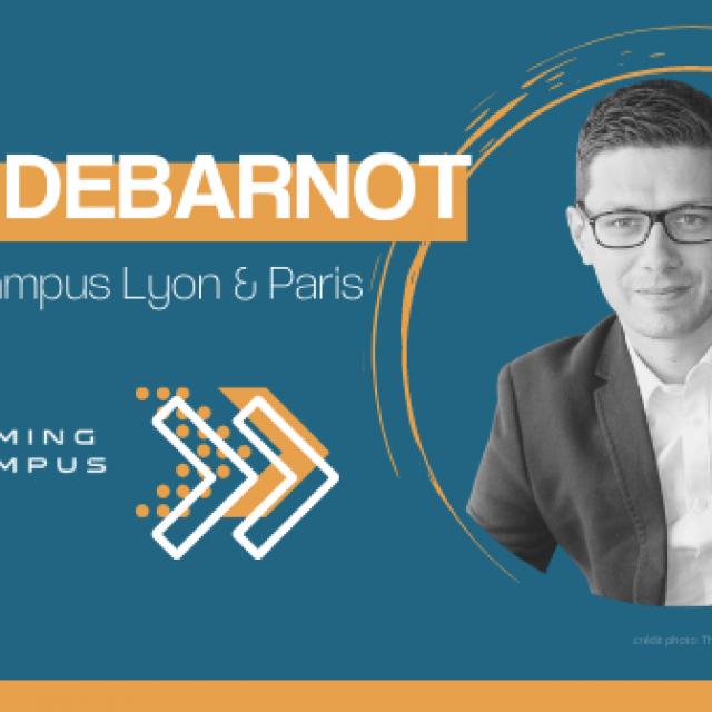 Thierry Debarnot : Gaming Campus Lyon une opportunité pour l'Auvergne