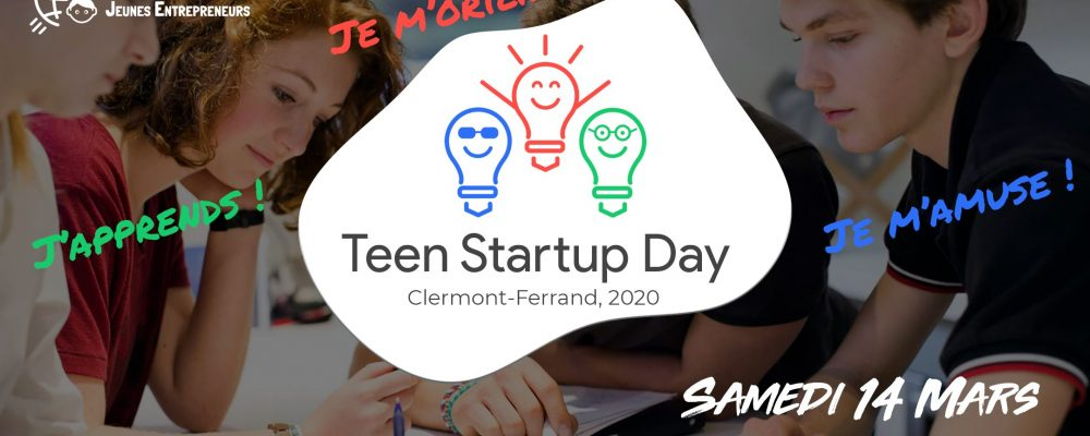 Teen Start-Up Day