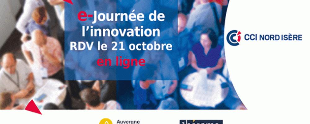 e-journée Innovation 2020 : «Le réseau innovation au service de vos projets»