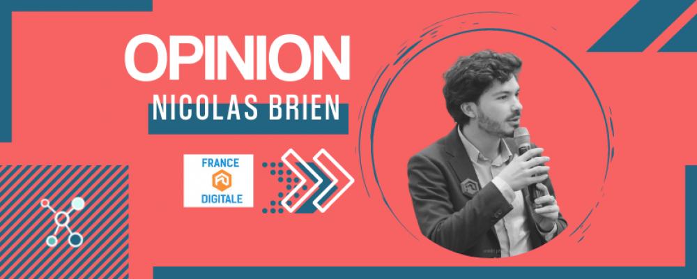 [OPINION] Nicolas Brien, la 5G et France Digitale