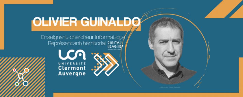Olivier Guinaldo, «la fabrique de l'innovation à l'université : R&D et open innovation»