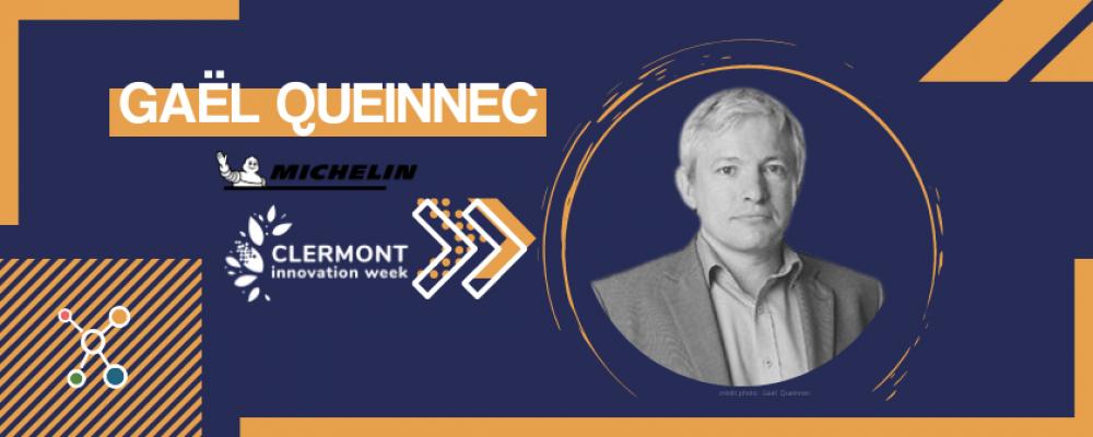 Brève intro à «l'économie d'impact» par Gaël Queinnec de Michelin
