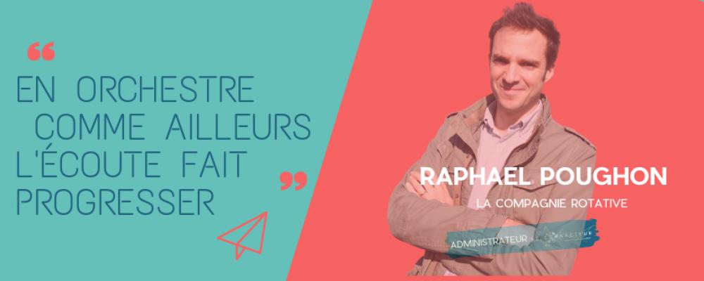 Raphaël Poughon – La Cie Rotative.  L'innovation doit servir les transitions.
