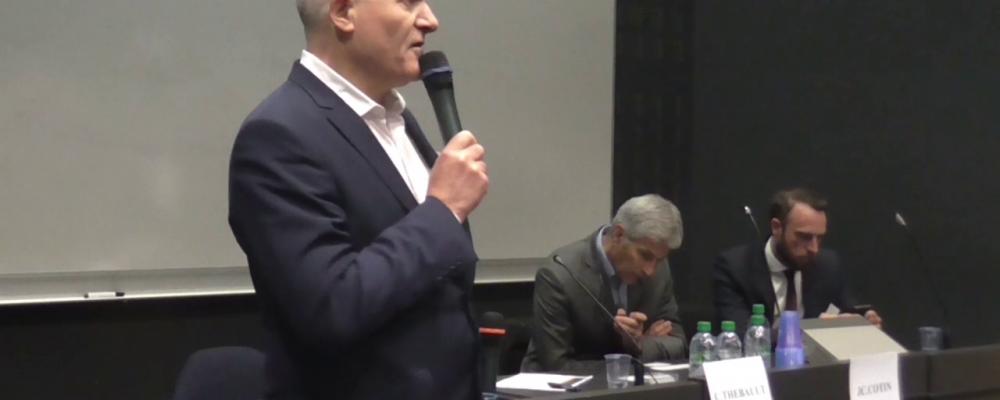 Conférence Auvergne Busines Angels sur les acteurs du financement en capital (28/11/17)