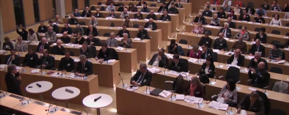 Compte-rendu / Conférence IESF Auvergne de Jean-Marc Monteil sur la société numérique