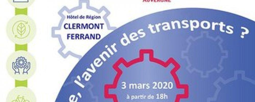 Journée Nationale de l'Ingénieur à Clermont-Ferrand : Hydrogène, l'avenir des transports ?