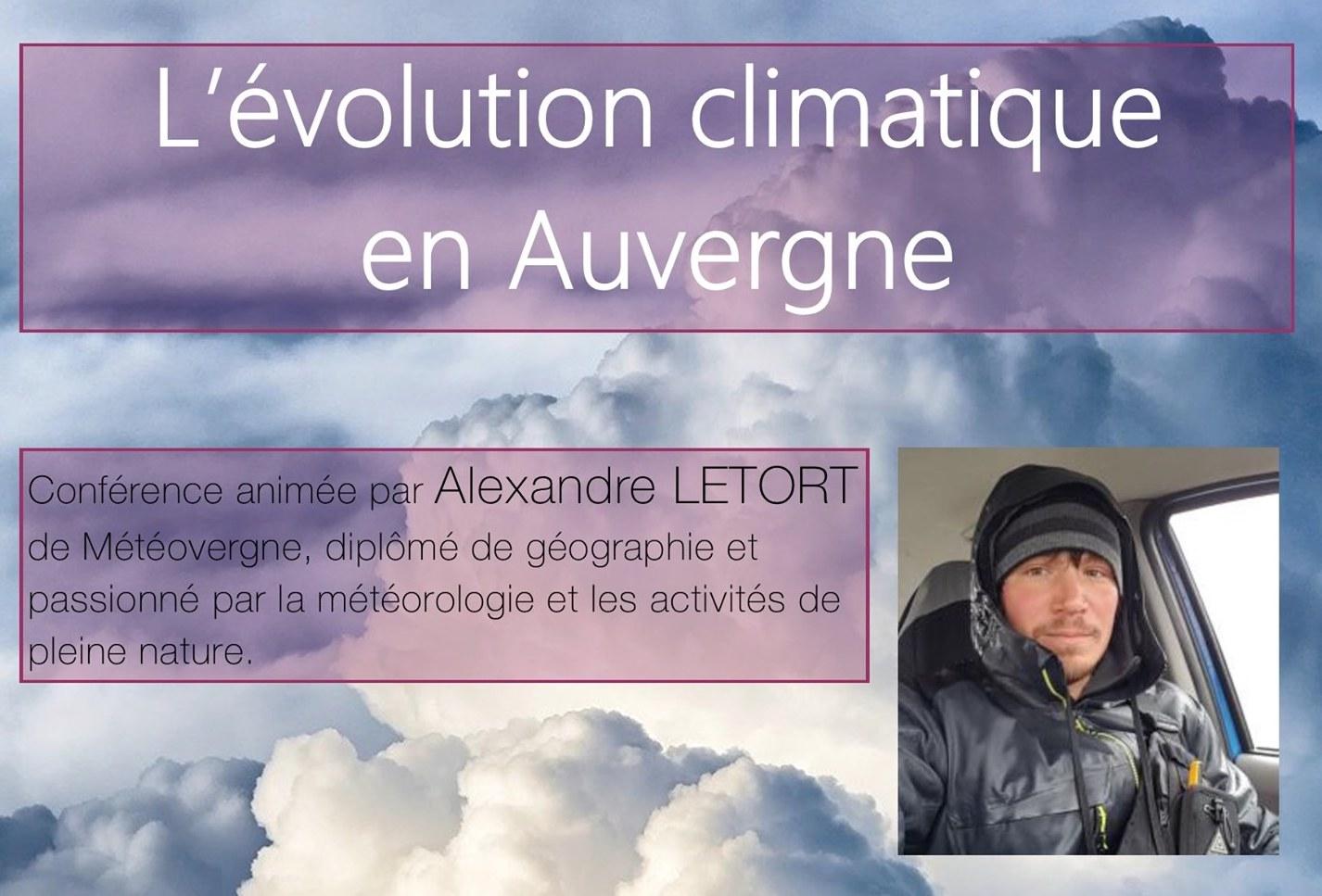 L'évolution climatique en Auvergne @ Association CEPE | Saint-Gènes-Champanelle | Auvergne-Rhône-Alpes | France